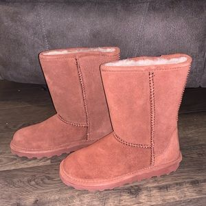 BearPaw Shoes - Bearpaw Elle hickory short winter fur boots